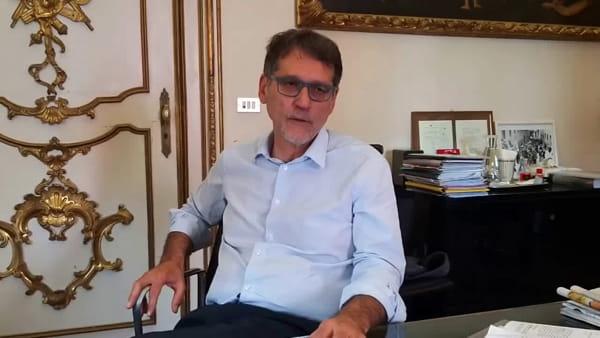 VIDEO| Chiusura hub via Mattei Merola: 'Le conseguenze? Tensioni in città e persone senza lavoro'