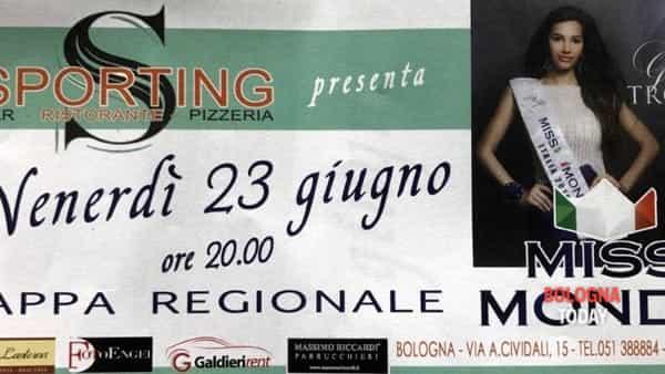tappa selezione miss mondo allo sporting bologna-2