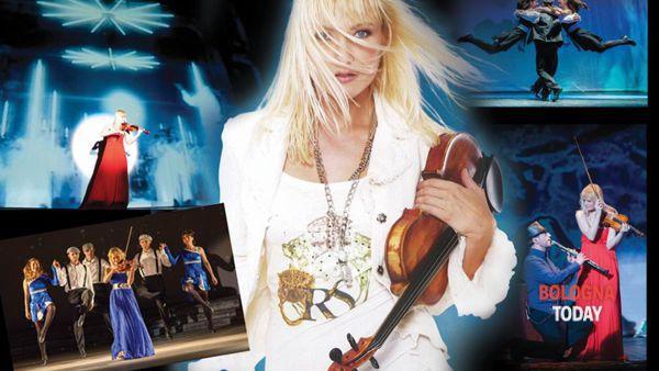 Teatro Dehon  serata col violino di saule Kilaite e le danze della Compagnia Traballante