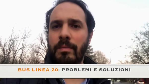 Bus Tper linea 20, ritardi e disguidi: il consigliere Zanetti verifica di persona