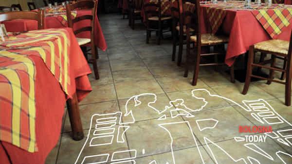 """Cena con delitto bilingue: """"Un delitto speziale"""""""