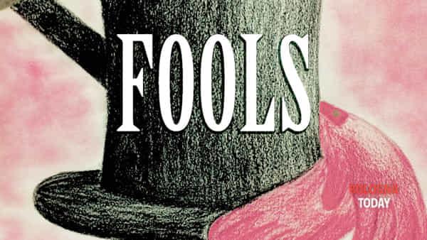 """Spettacolo """"Fools"""" degli allievi della scuola Steineriana"""