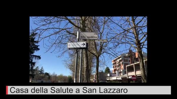 San Lazzaro, presentato il progetto della nuova casa della salute