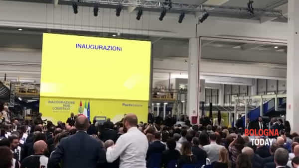 VIDEO| Il Presidente Mattarella in città: l'arrivo all'Interporto