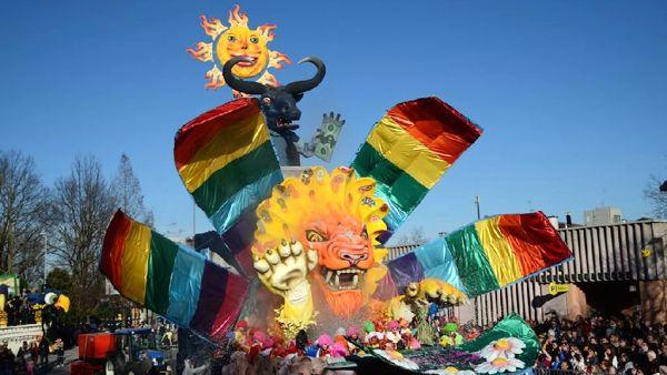 129ª edizione del Carnevale Storico di Decima