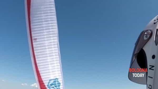 parapendio: un bolognese nella nazionale italiana campione del mondo 2019-2
