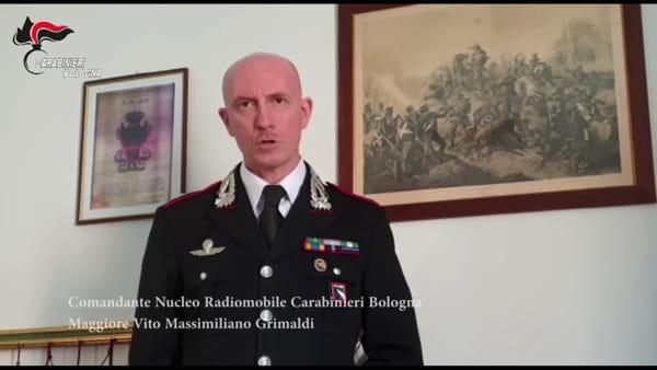 Coronavirus, l'attività dei carabinieri a Bologna | VIDEO