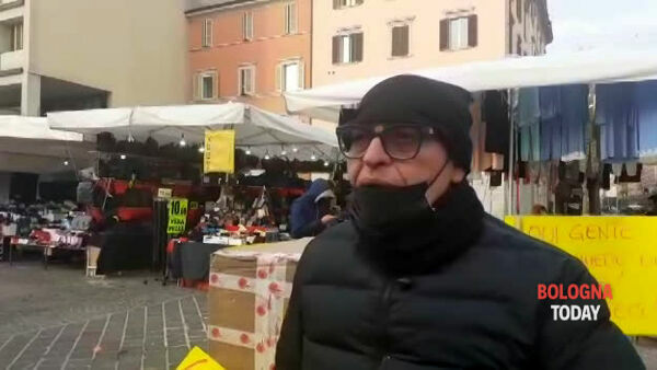 Ambulanti a rischio, la protesta pacifica per le concessioni 2021 - VIDEO