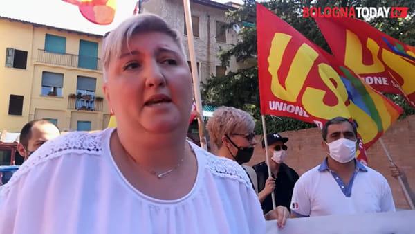 Chiusura bingo Regina, presidio dei lavoratori | VIDEO