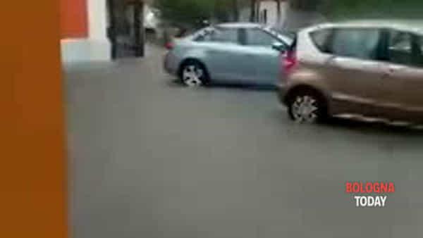 VIDEO| Maltempo: allagamenti a San Pietro in Casale