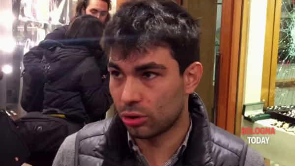 Galleria Cavour, rapina alla gioielleria Piretti: parla il figlio del titolare  | VIDEO