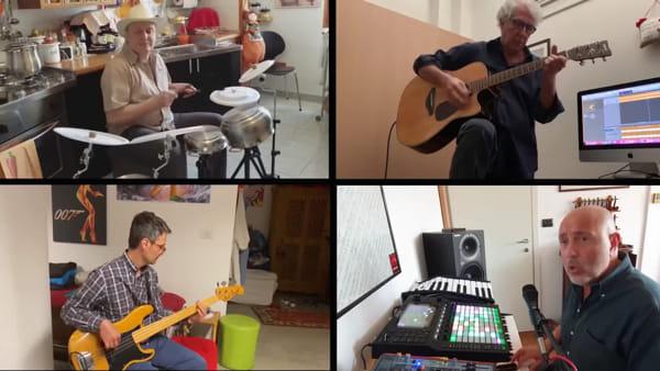 L'ultimo pezzo dei medici del Maggiore piace a Renato Zero e Luca Carboni | VIDEO