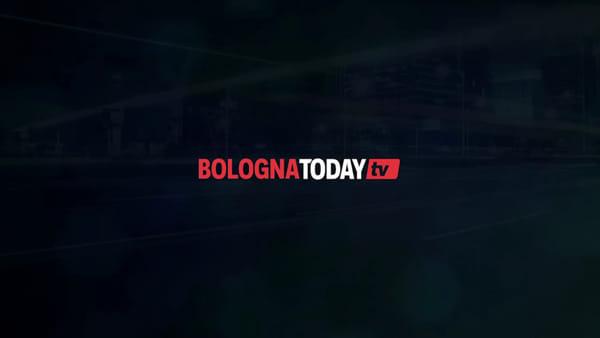 """Giorgia Meloni a Bologna: """"Con Borgonzoni per vincere, Bonaccini senza simboli: si vergogna"""""""