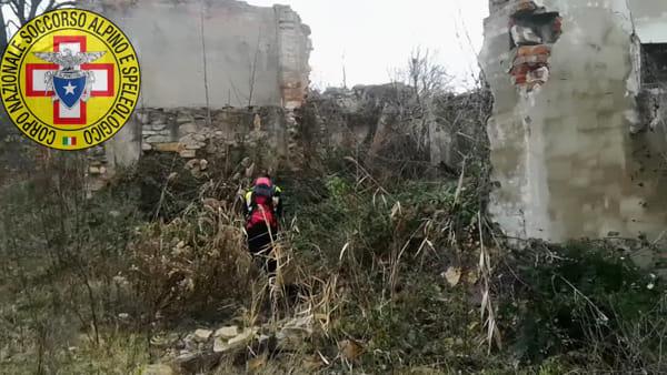 Ottantenne disperso, terzo giorno di ricerche a Sabbiuno - VIDEO