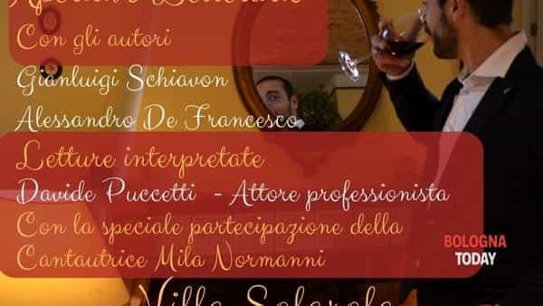 Salotto letterario con Gianluigi Schiavon e Alessandro de Francesco