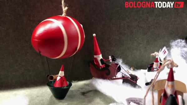 Ninnoli e mercatini. A Bologna è già Natale - VIDEO