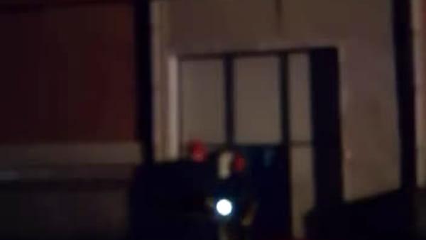VIDEO| Incendio in tipografia a Castel Maggiore: rotativa a fuoco