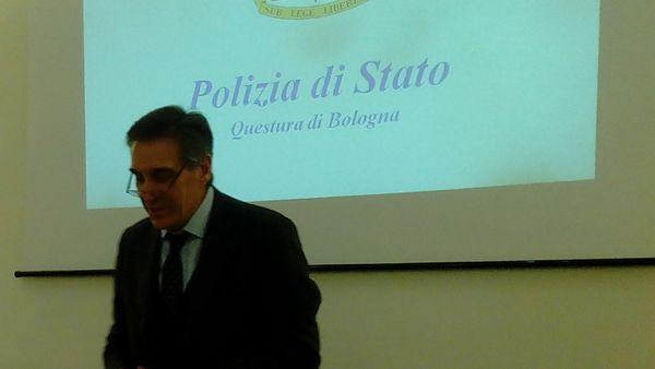 Il Questore Stingone va in pensione e lascia Bologna