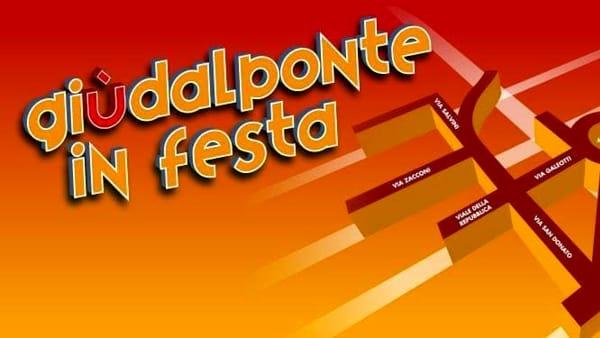 """""""Giù dal ponte in festa!"""": San Donato si prepara a una domenica speciale"""