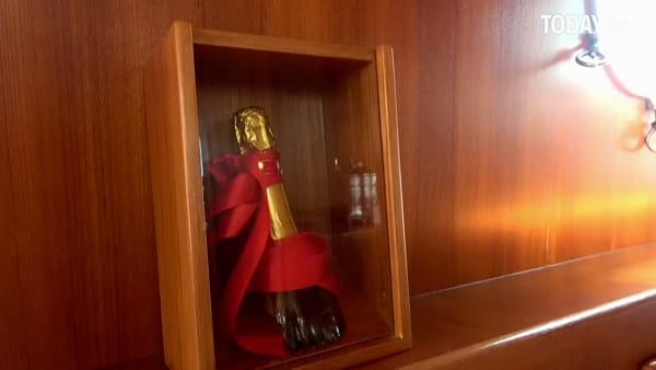 """A bordo dello spettacolare yacht di Lucio Dalla: """"Qui dove il mare luccica""""\VIDEO"""