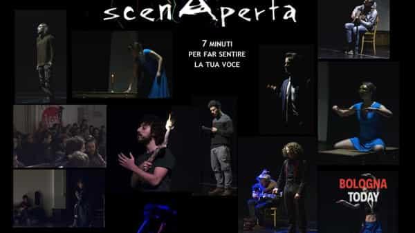 """""""Scenaperta"""": serata di liberi interventi artistici"""