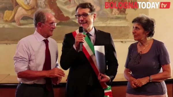 """Nozze d'oro per Prodi: """"Con Flavia eravamo vicini di casa. Il segreto? La manutenzione"""""""
