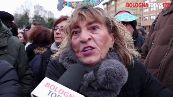 Le prime voci dalla piazza delle Sardine | VIDEO