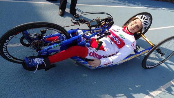 "Autodromo Imola: I° Montecatone Paracycling"", gara preolimpica internazionale"