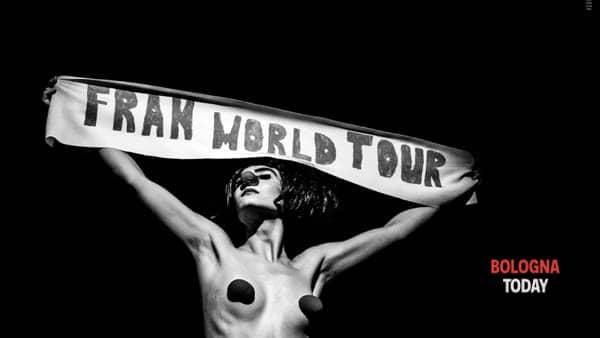 "Direttamente dal Brasile ""Frank world tour"""