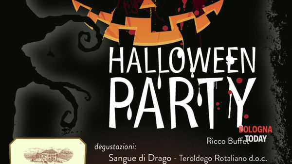 Halloween party al Bar Blumen