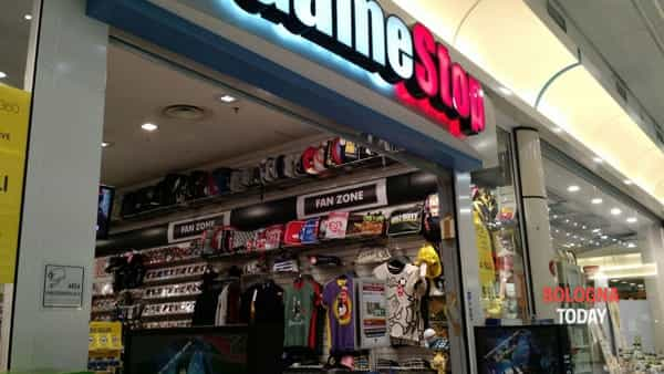 Game Stop Centro Lame