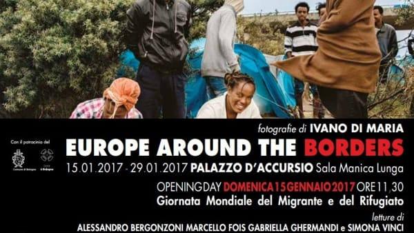 """""""Europe around the Borders"""": mostra fotografica per la Giornata mondiale del Migrante e del Rifugiato"""