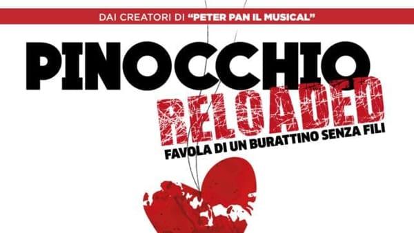 Pinocchio reloaded, musical di un burattino senza fili