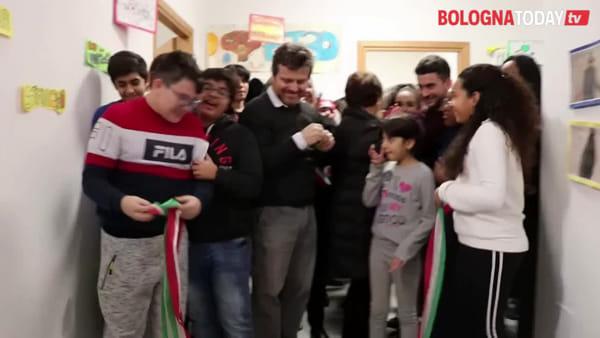 In Bolognina c'è un nuovo centro socio educativo per bambini e ragazzi \ VIDEO