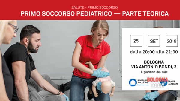 Primo soccorso bambini e infanti: corso gratuito