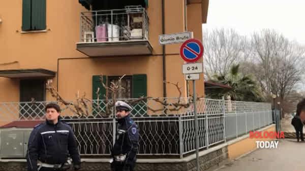 Reno in piena anche a Borgo Panigale - VIDEO