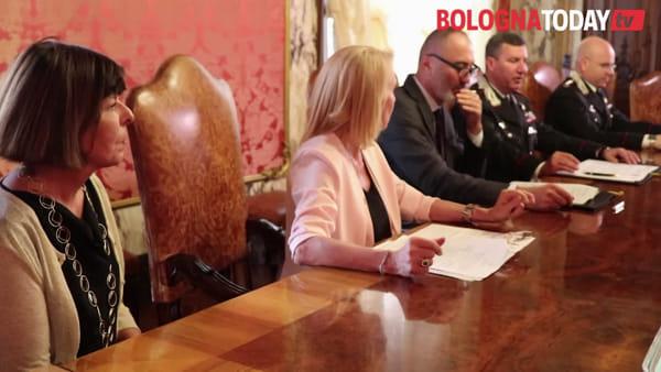 Truffe, attacchi informatici, infiltrazioni mafiose: imprese a lezione dai Carabinieri\VIDEO