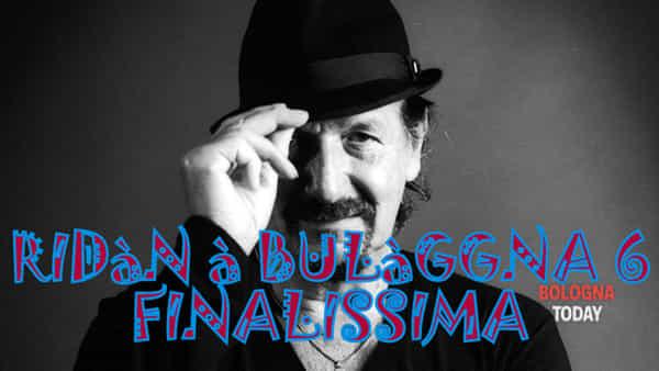 """Ridàn a bulàggna 6"":  finalissima con Andrea Mingardi"