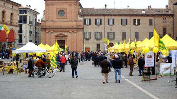 Coldiretti, Giornata Provinciale del Ringraziamento: appuntamento ricco a Imola