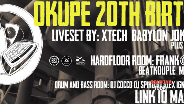 Okupé 20th birthday al Link