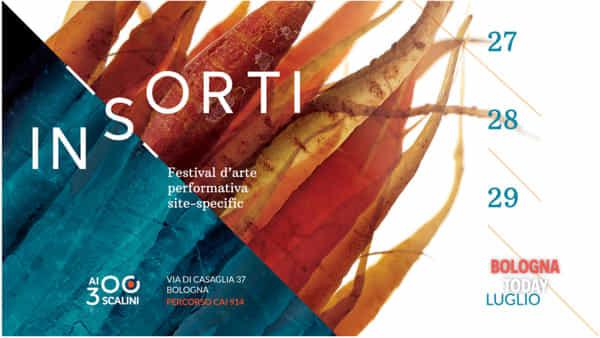 Insorti. Festival d'arte performativa site specific ai 300 scalini