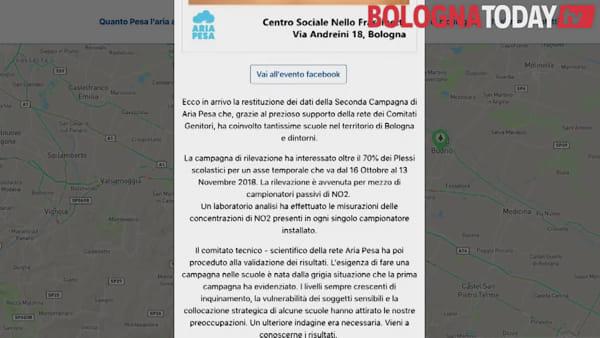 """Smog a scuola: """"Diecimila studenti esposti a Bologna, bambini più a rischio"""""""
