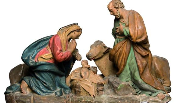 """""""Un presepe 'ritrovato' dal Conservatorio di Santa Marta"""" la mostra fino al 15 gennaio"""