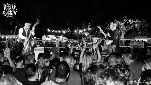 """Reelin'and Rockin' Festival"": musica live, mercatino vintage e vinili!"