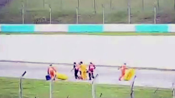 Video incidente Marco Simoncelli: Caos nei soccorsi