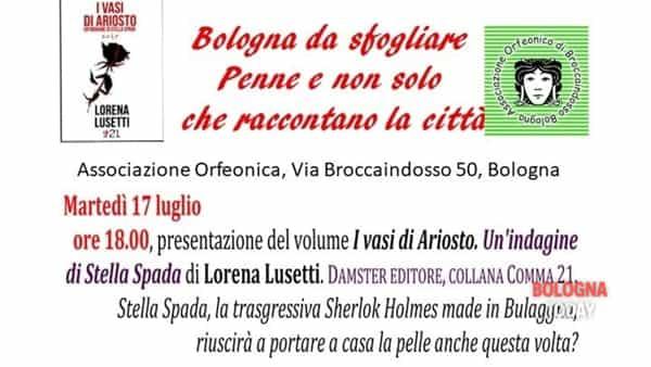 """""""I Vasi di Ariosto"""" di Lorena Lusetti all'Arena Orfeonica"""