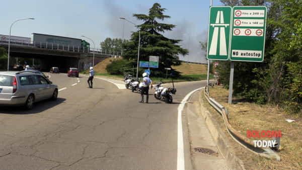 Incidente Bologna, tempi record per il ripristino del ponte