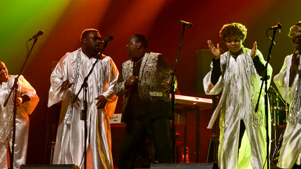 Harlem Spirit of Gospel Choir al Celebrazioni
