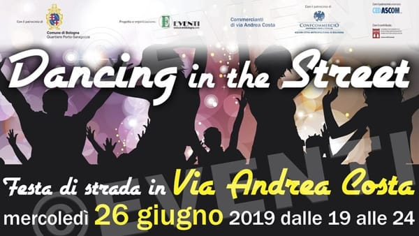 Notte Bianca in via Andrea Costa: musica, shopping e divertimento