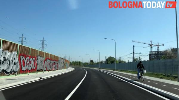 """Aperta la Nuova Roveretolo, residenti: """"700 firme per sottopasso in via del Pane"""""""